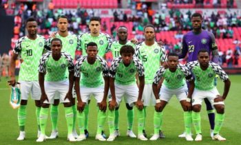 AFCON qualifier: Super Eagles all COVID-19 results negative, ready to face Leone Stars