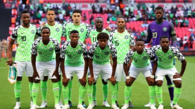 Super Eagles-eligible Dike gets USA call-up