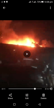 VIDEO: How fire engulfed Bodija market, destroyed property