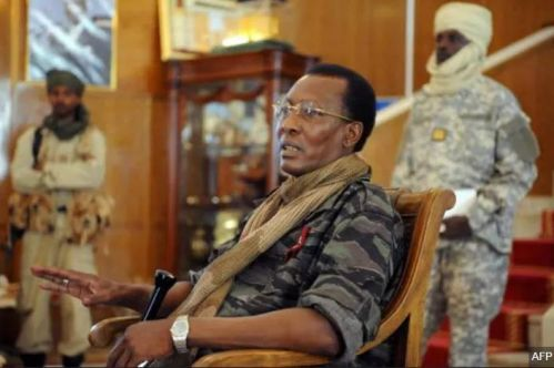 Chad: Deby reelected President for 6th term