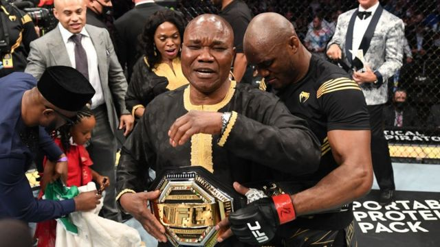 UFC to fight in Africa in 2022 in honour of Kanaru Usman | Blueprint  Newspapers Limited