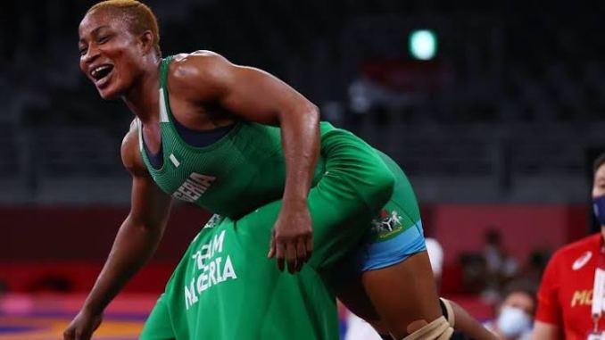 You are indeed a blessing to Nigeria, Minister Dare celebrates Oborodudu's  rare Olympics feat – Blueprint Newspapers Limited