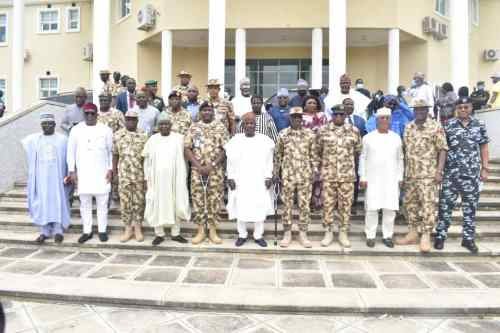 Insurgency: As CDS thumbs up OPSH commander …