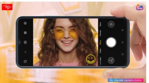 itel S17 debuts with innovative smile selfie feature, perfect for selfie overs
