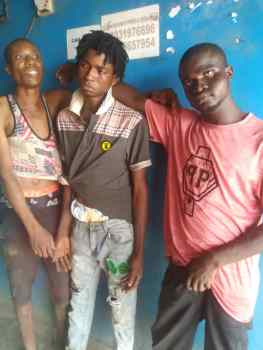 3 arrested in Ogun for beating man to death over iPhone 6