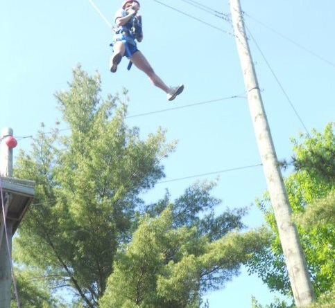 Flashback Friday: School counselor looks back on her time at YoungLife camp