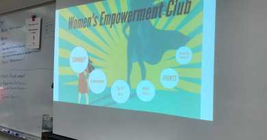 New women empowerment club aims to help girls in underdeveloped countries