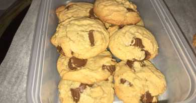 Nailled that recipe: Celebrate the holidays with these peanut butter cup cookies