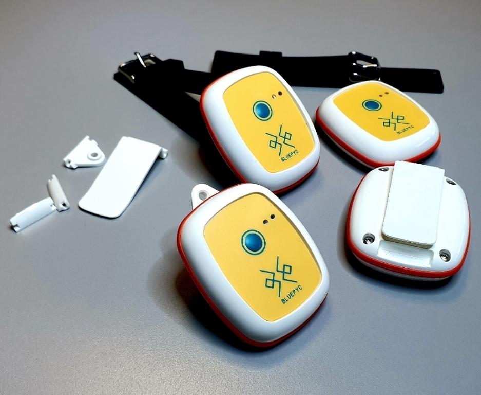 BluEpyc Beacon Wake-up & sensor