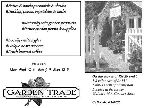 Garden Trade