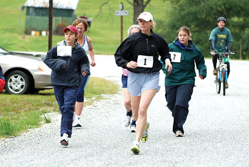 Piney River Triathlon 2007