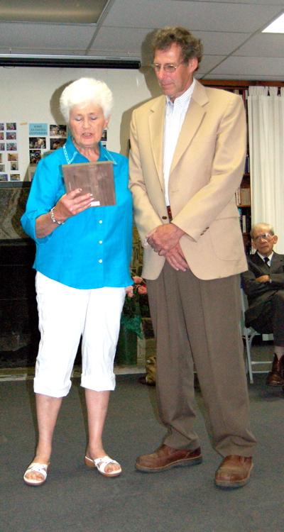 Betty & Dr. Ligon