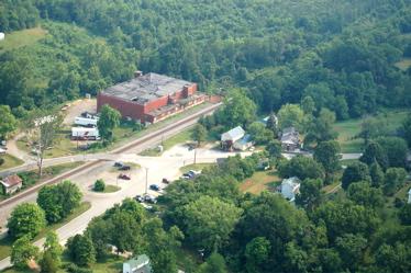 Shipman, Virginia aerials
