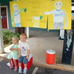 Nellysford : Lemon Aid to help out kids with cancer