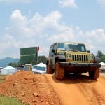 Camp Jeep 2007 begins in Nelson County, Virginia! : With Video
