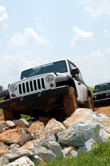 Jeep Rocks