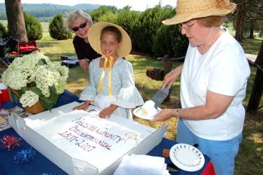 Kate, Kaleigh, & Becky Cake