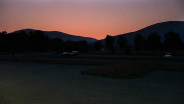 Sunset in Stoney Creek