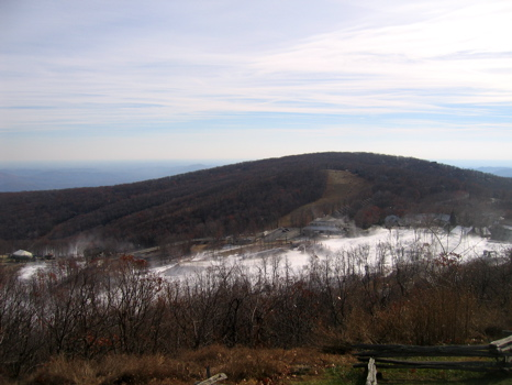 overlook slopes