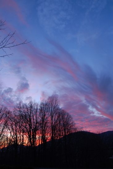Sunset 1-11-08