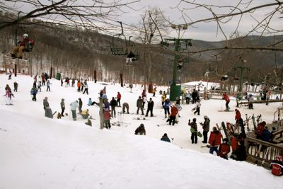 MLK Weekend @ Wintergreen