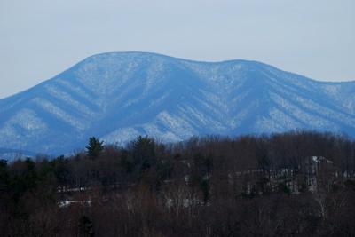 Strober Snow Ridges