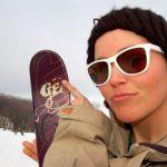 Wintergreen, VA  Weather : Weekend :  Light Snow Falling On BRP & Wintergreen : 9:59 PM EST