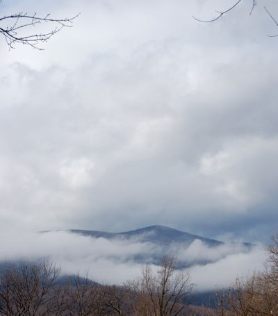 Low Clouds MTNS