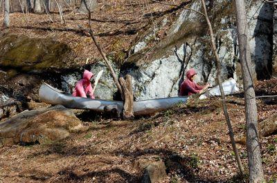Dry Canoe Lively