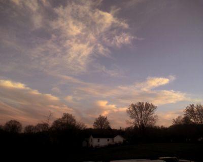 TS-EVENING SKY