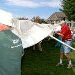 Nellysford : Nelson Farmers Market Puts Up Tents For Coming Season