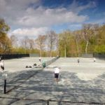 WINTERGREEN : 2008 Spring Slam Tennis Tournament Continues