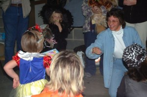 Photos by Yvette Stafford : The ghosts and goblins were out in full force Friday night at RVVFD's Community Halloween Party.