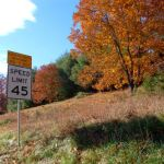 Speed Limit Change Takes Effect On Other Parts of Route 151