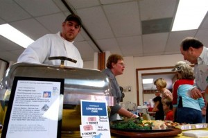 Photos By Tommy Stafford : RFSF held it's first fundraiser Saturday to help save the stables in Rodes Farm.