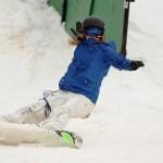 Wintergreen : Rail Jam Marks Unofficial End To Snow Sports Season 3.16.09
