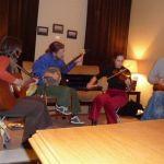 Blue Mountain: Tuesdays! : Kicks Off April 7, 2009 With Lou Lou & The VA Creepers