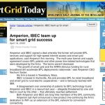 Amperion, IBEC Team Up For Smart Grid Success : From Smart Grid Today Magazine