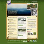Blue Ridge Parkway Launches Official 75th Anniversary Web Site : 7.1.09