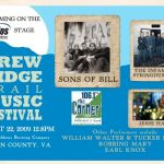 Brew Ridge Trail Music Festival Today! : 12 Noon to 8PM : 8.22.09