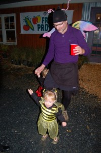 This was the first year for trunk and treat at a.m. Fog. Trunk and treat has become a popular alternative to traditional trick or treating in recent years.