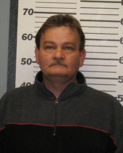 ©2010 www.nelsoncountylife.com : Photo provided by NCSO. Nelson Sheriff, David Brooks, says Bill Packard of Schuyler is charged with stealing donations.