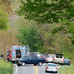 Day For Numerous Auto Accidents In Nelson : 4.21.10