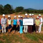 It's Official. Martha Jefferson Breaks Ground On New Afton Family Medicine Clinic : 9.1.10