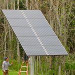 CVEC Reaches Solar Milestone : 8.31.10
