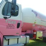 Tiger Fuel Rolls Out Special Pink Delivery Trucks! : 8.10.10
