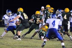 NCHS vs Madison County - 504