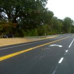 Almost Done. Final Touches All That Remain On 151 & 635 Intersection : 9.11.10