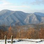 Nice Snow Cover Over Weekend In Nelson & Wintergreen