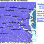 Winter Weather Advisory From 1PM Tues To 6AM Wed - LAPSED